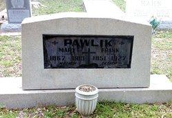 Mary <I>Krzuk</I> Pawlik