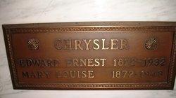 Edward Ernest Chrysler