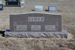 Effie Alice <I>Stevens</I> Elder