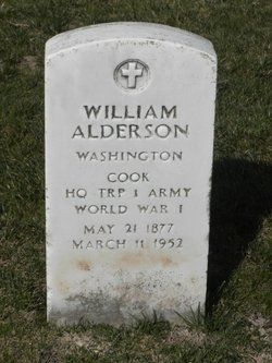 William Alderson