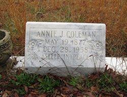 Annie J. Coleman