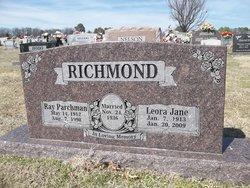 Leora Jane <I>Scott</I> Richmond