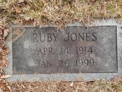 Ruby <I>Sharp</I> Jones