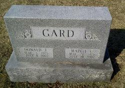Margie Ann <I>Chaney</I> Gard