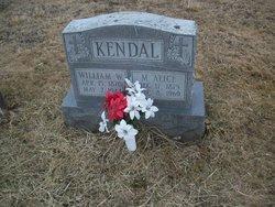 Martha Alice <I>Kuhn</I> Kendal