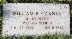 William R Garner