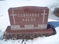 Anna <I>Gebhardt</I> Kalas