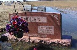 Mary Edith <I>Rice</I> Eveland