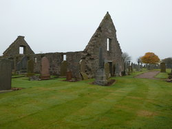 Newhills Kirkyard