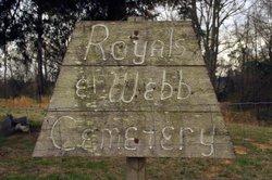 Royals & Webb Cemetery