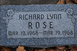 Richard Lynn Rose