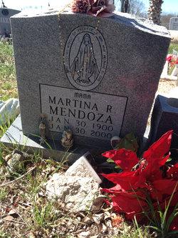 Martina R Mendoza