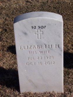 Elizabeth H Fleischer
