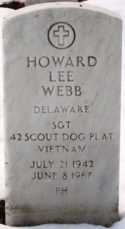 Howard Lee Webb