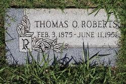 Thomas O Roberts
