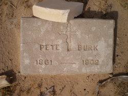 Peter Frederick Burke