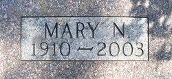 Mary Niona <I>Savage</I> Bailey