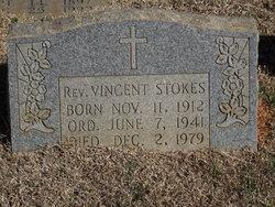 Rev Vincent Stokes