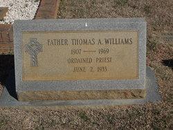 Fr Thomas A Williams