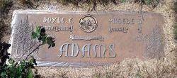 Phoebe <I>Hay</I> Adams