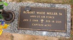 Capt Robert Wade Miller, Sr