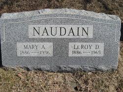 LeRoy D Naudain