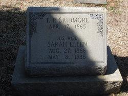 Sarah Ellen Skidmore