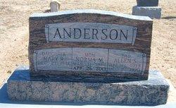 Allen Staples Anderson
