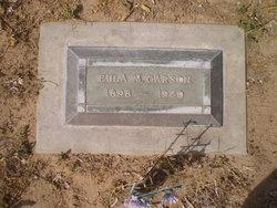 Eula May <I>Beshears</I> Carson