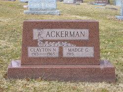 Clayton Norman Ackerman