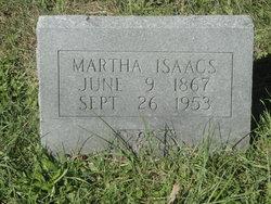Martha Isaacs