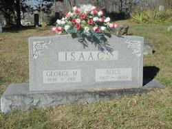 George Morris Isaacs