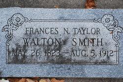 Francis Newell <I>Taylor</I> Smith