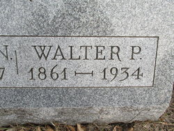 Walter Perry Brown