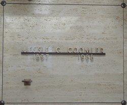 Jessie Gertrude <I>Sawyer</I> Coomler