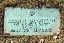 Joseph H. Hackathorn