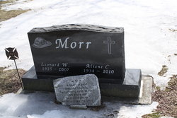 Leonard W Morr