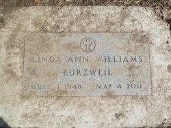 Linda Ann <I>Williams</I> Kurzweil