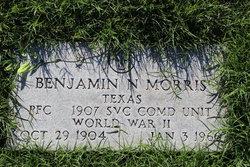Benjamin Norcissis Morris