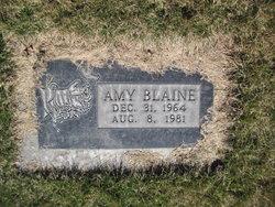 Amy Blaine