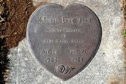 McKensy Lynn Hatch