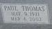 Paul Thomas Sanders