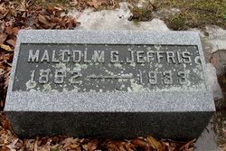 Malcolm George Jeffris
