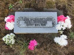 Edith <I>Rowe</I> Nelson