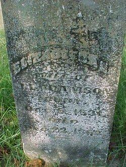 Elizabeth Ann Adamson