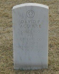 David P Aguirre