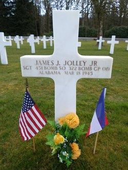 Sgt James J. Jolley Jr.