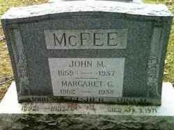 John M McFee