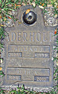 Ruth Ann <I>Pickering</I> Aderhold