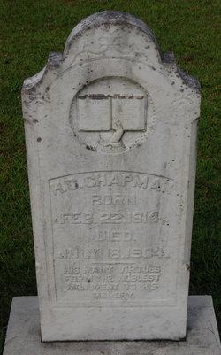 H C Chapman